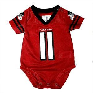 NFL Team Apparel 0/3 month  Atlanta Falcons
